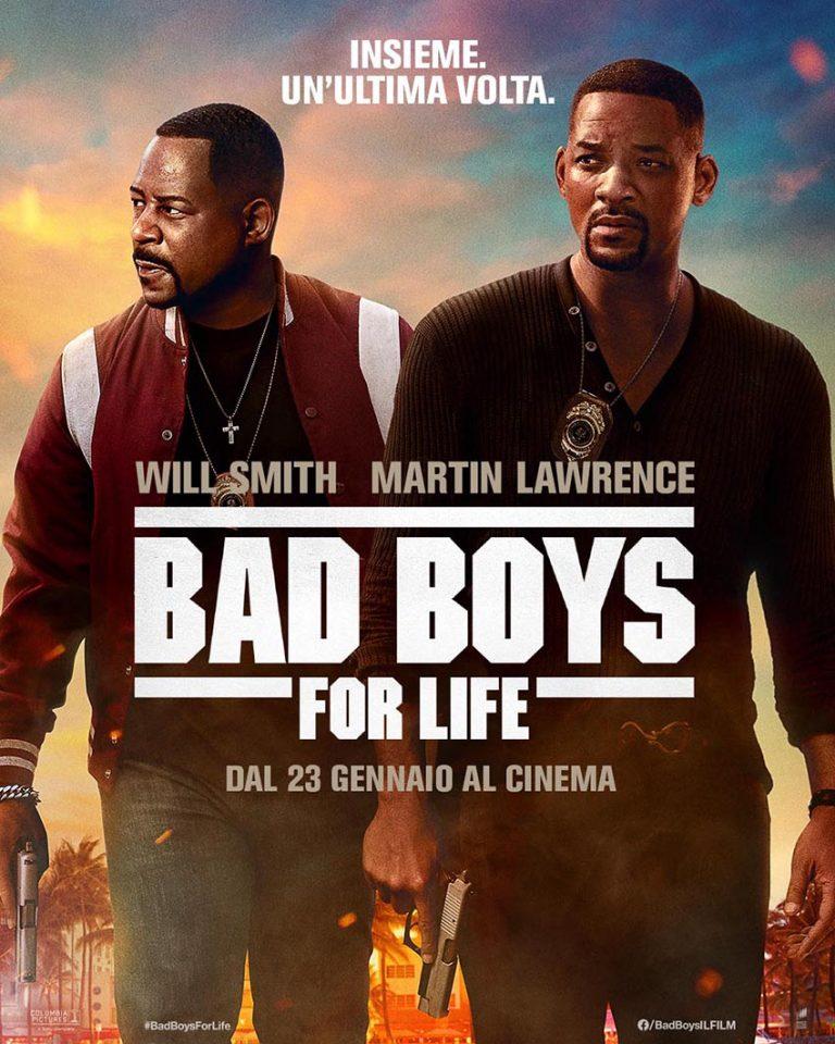 Bad Boys For Life แบดบอยส์ คู่หูขวางนรก ตลอดกาล
