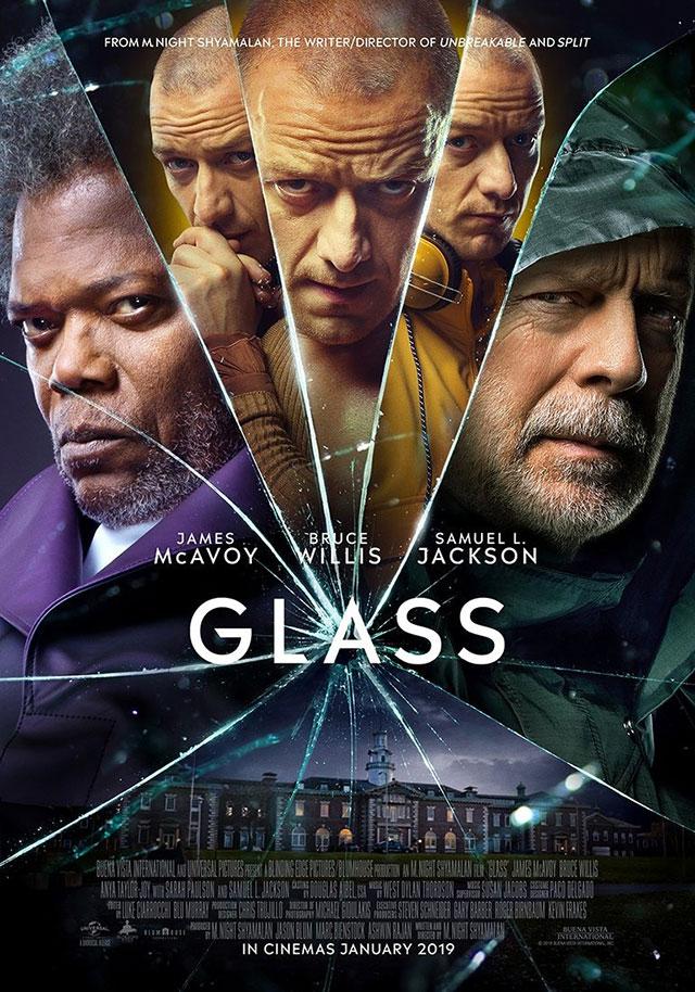 GLASS คนเหนือมนุษย์