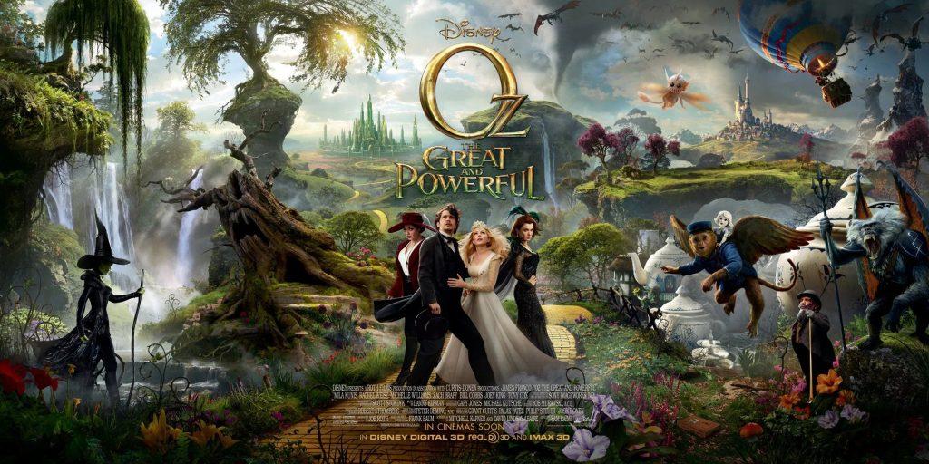 ออซ มหัศจรรย์พ่อมดผู้ยิ่งใหญ่ (Oz the Great and Powerful)